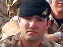 Lance Corporal James Cartwright [Pic: MoD]
