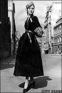 """Prince Igor"", a Christian Dior New Look design from 1947"