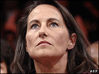 Segolene Royal (file photo)