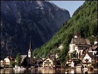 Hallstatt, Austria. Picture courtesy of St Kilda - A European Opera