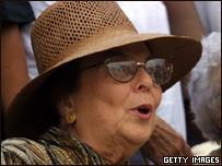 Вильма Эспин, жена Рауля Кастро