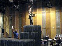Studio Alba, Stornoway. Picture courtesy of St Kilda - A European Opera