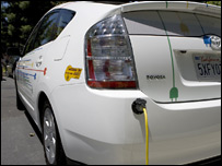 Plug in hybrid (Google)