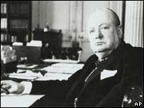 Winston Churchill, AP