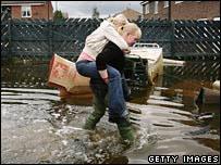 Woman in Hull
