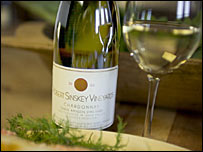 Chardonnay (photo by Robert Sinskey)