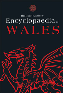The cover of the Encyclopaedia of Wales