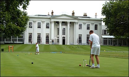Marcus Evans takes aim at the Hurlingham Club