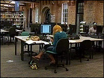 Universities at Medway, Drill Hall Library