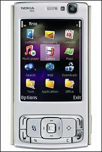 Nokia N95, Nokia
