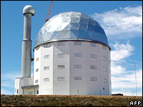 Southern African Large Telescope (Salt)