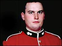 Daryl Hickey (pic: Army)