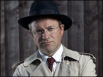 Harry Enfield as Dirk Gently