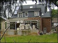 Nadine Budych's house