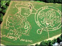 Powell maze