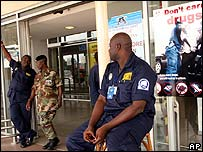 Kotoka International Airport, Accra, Ghana