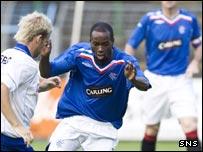 New Rangers signing DaMarcus Beasley
