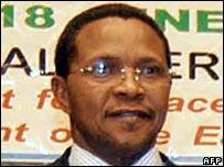 Tanzanian President Jakaya Kikwete