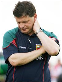 Mayo boss John O'Mahony