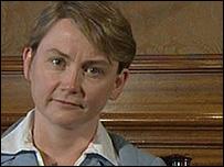Yvette Cooper MP