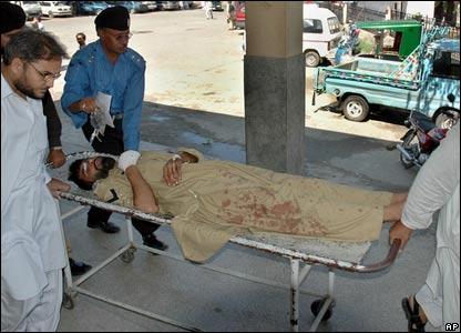 Attack in Swat, Pakistan 1507