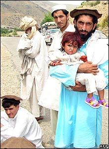 Attack near Miranshah, North Waziristan 1407