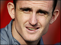 Francis Jeffers has struggled to win a first-team spot at Blackburn