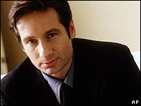 X Files actor David Duchovny