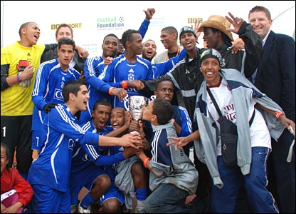 United Stars FC from Southall in West London