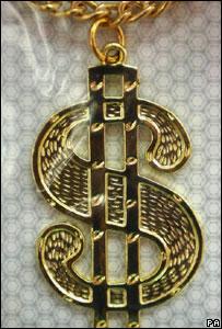 Gold dollar symbol (Image: PA)