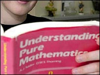 Maths text book