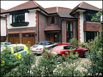 Kerry Katona's house