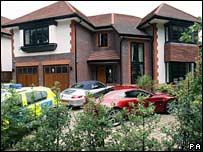 Kerry Katona's house