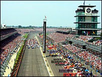 The Indianapolis Brickyard has lost the F1 Grand Prix