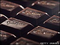 Шоколад Cadbury