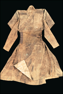 Mongol robe (Aga Khan Trust for Culture)