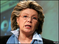 Commissioner Viviane Reding