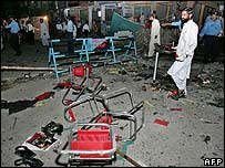 Pakistan bombing
