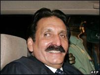 Judge Iftikhar Chaudhry