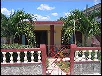 Casa de Sebastián. Foto: Raquel Perez