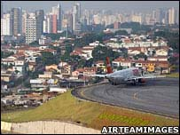 Congonhas airport (Photo: AirTeamImages)