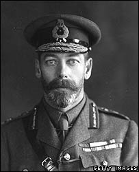 King George V