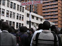Nairobi scene