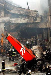 Авиакатастрофа в Бразилии