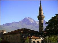 Town of kayseri