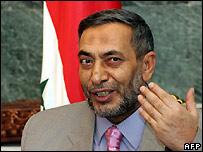 Accordance Front member Mahmoud Mashhadani - 12/06/2007