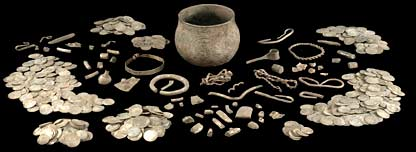 The Viking hoard (British Museum)