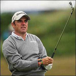 Ireland's Paul McGinley