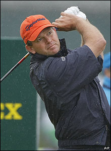 South Africa's Retief Goosen