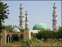 Sokoto mosque of Sultan Abubakar III